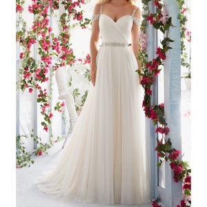 Mori Lee Wedding Gown